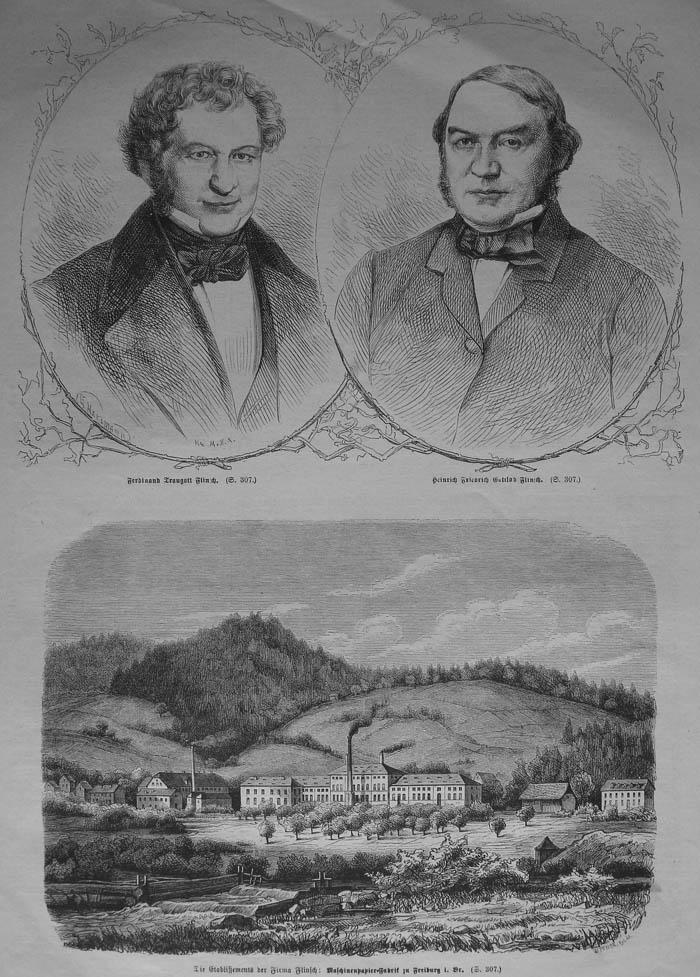 Papierfabrik-Buchdruck-Flinsch-Freib-Stich-v-1874